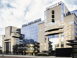 Novotel Grenoble Center - Frontage