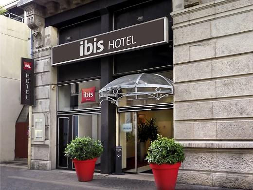Ibis Grenoble centro - Inicio