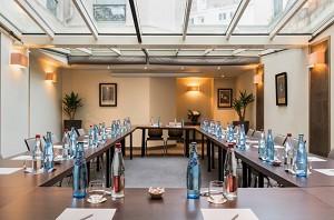 La Bourdonnais - Sala de seminarios para los días de estudio