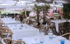 Villa9trois Restaurante - Terraza
