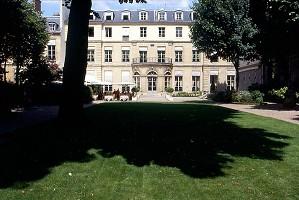 House of latin america outside paris
