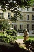 House of latin america paris garden
