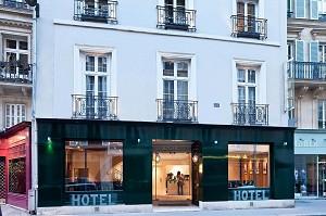 Hotel Saint Germain - Frente