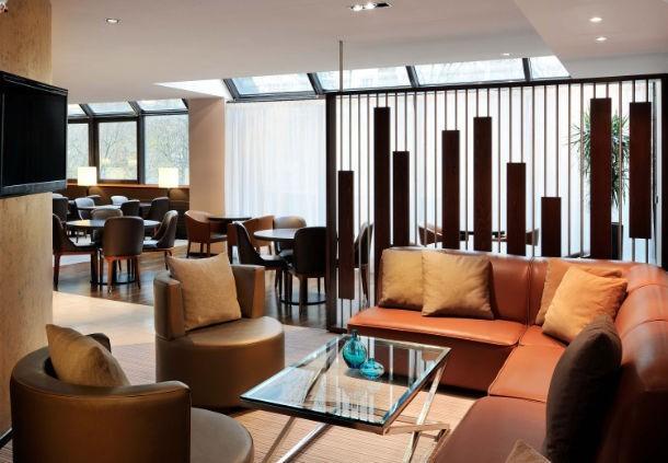 Paris marriott rive gauche hotel  conference center - executive lounge