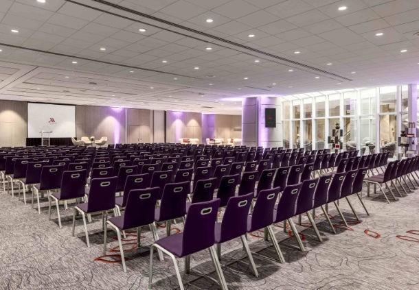 Paris marriott rive gauche hotel  conference center - salle de réunion forum