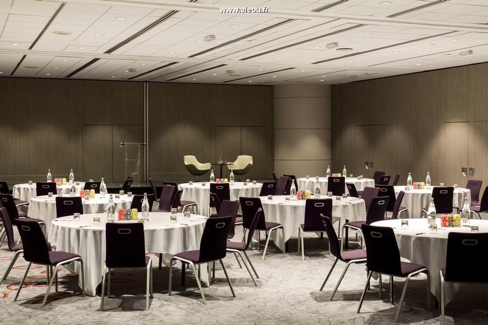 Paris marriott rive gauche hotel  conference center - forum
