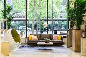 Lobby - area di seduta
