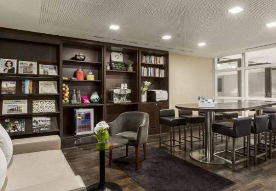 Paris marriott left bank hotel conference center - salon