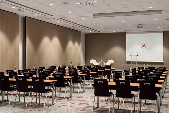 Paris marriott left bank hotel conference center - forum