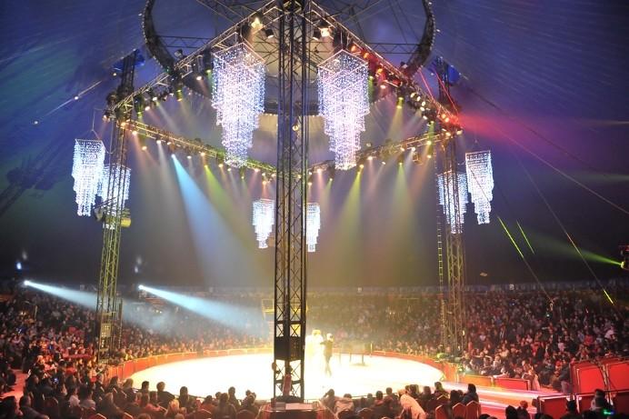 Bouglione invierno circo - animaciones de empresa