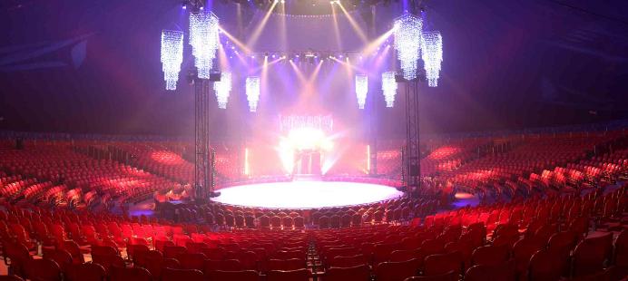 Bouglione invierno circo - arena
