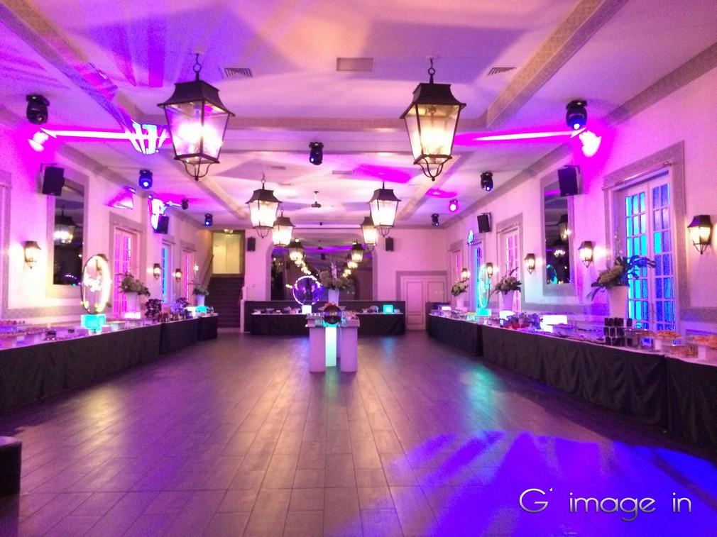 Salons vianey salle s minaire paris 75 for Salon restauration paris