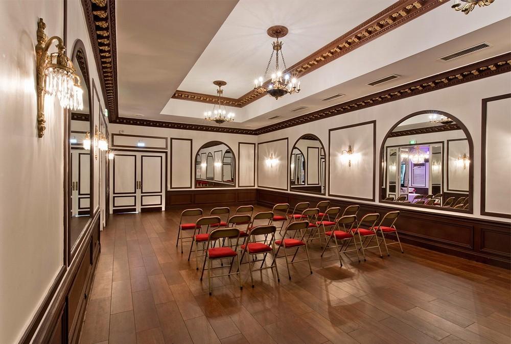 Salons vianey salle s minaire paris 75 for Salon des eta