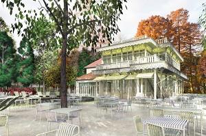 Pavillon Gravelle - Pariser Seminar