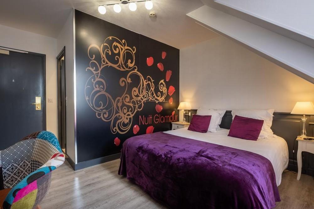 Grand Hotel du Luxembourg - Unterkunft