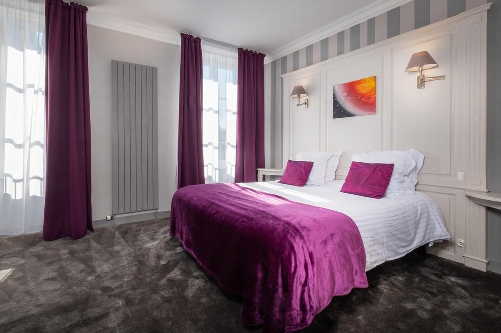 Grand Hotel Luxembourg - Zimmer