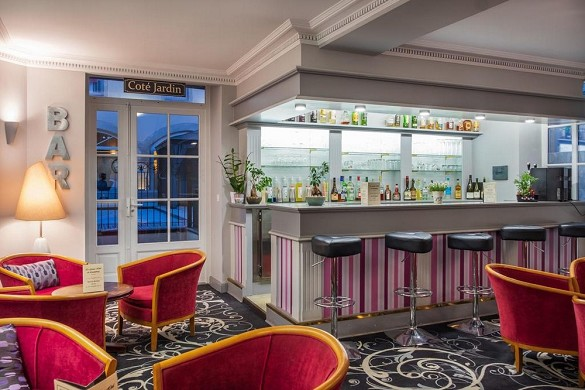 Grand Hotel Luxembourg - Bar