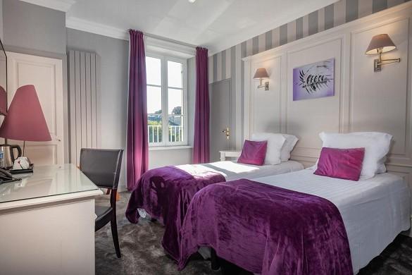 Grand Hotel du Luxembourg - Wohnseminarraum