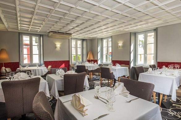 Grand Hotel du Luxembourg - Restaurant