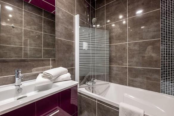 Grand Hotel du Luxembourg - Badezimmer