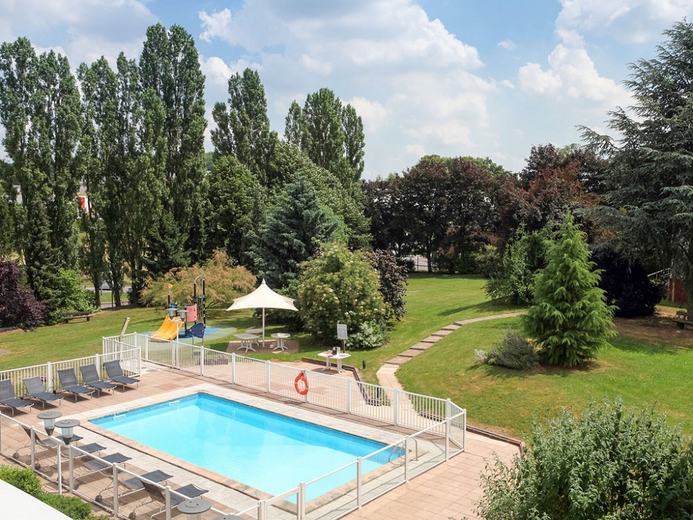 Ibis styles nancy sud salle s minaire nancy 54 for Piscine nancy