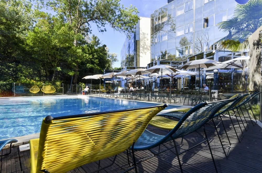 Novotel La Rochelle Centre - pool