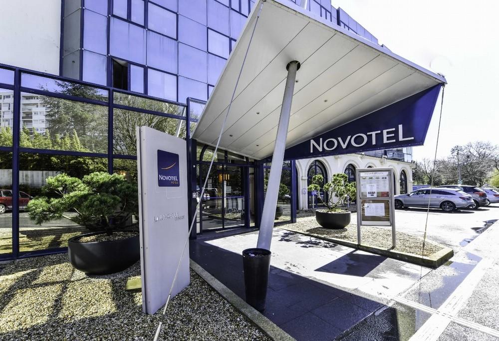 Novotel la Rochelle Zentrum - Hotel Seminar la Rochelle