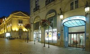 Hotel Pommeraye - Vista nocturna