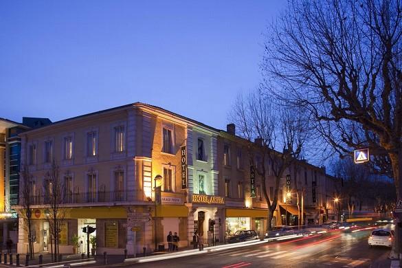 Hotel artea aix center - Seminarhotel aix-en-provence