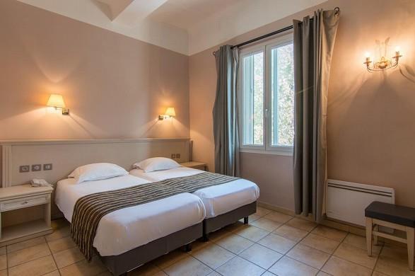 Hotel artea aix center - double room