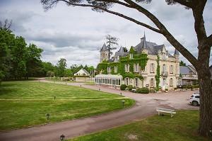 La Ferrière - Exterior del castillo.