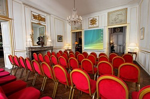 Cercle Cambronne - Theater Setup
