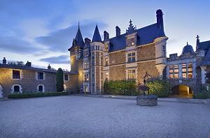 Castle Colaissière - Startseite