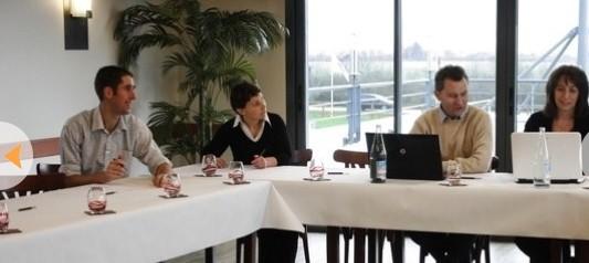 le 7 de table : salle séminaire nantes (44)