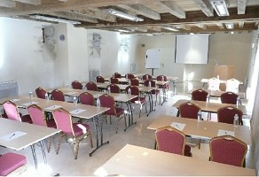 La Ferme du Blanchot - aula Sala riunioni