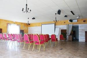 El Royam - Sala de conferencias