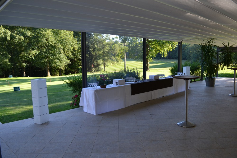 Pergola - Golf Club de Nantes