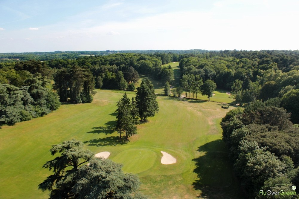 Golf club Nantes - a seminar on green
