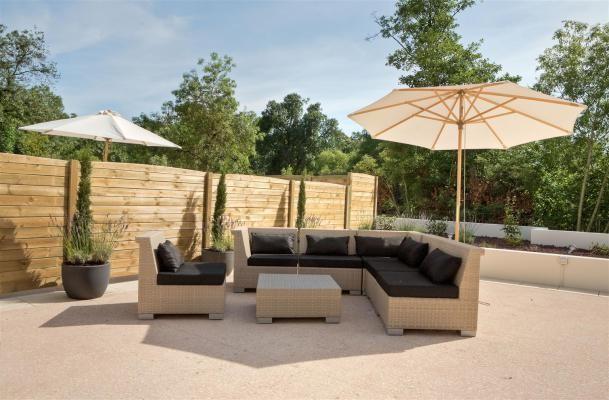 Best Western Villa Saint Antoine - Terrace