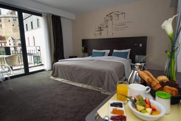 Best western plus villa saint antoine - accommodation