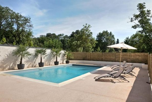 Best western plus villa saint antoine - swimming pool