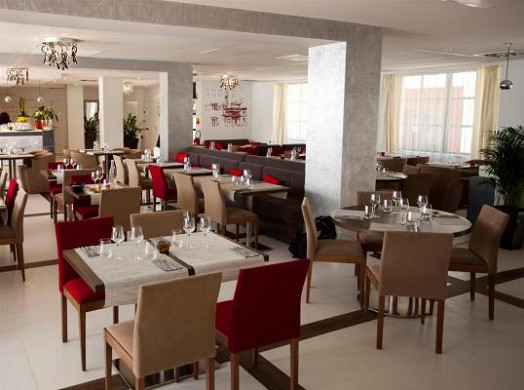 Best western plus villa saint antoine - restaurant