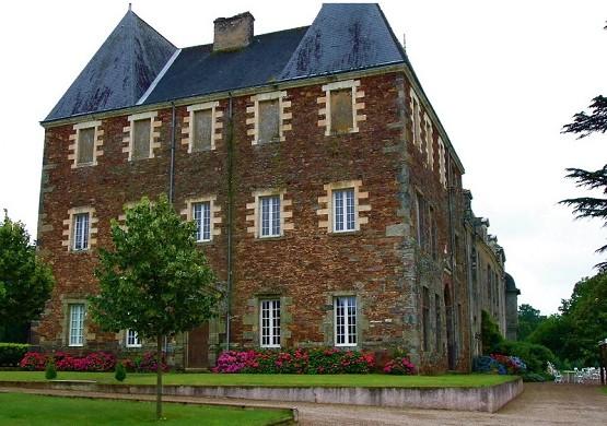 Castillo de Pordor - sede del seminario 44