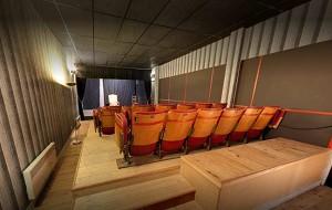 Sphinx-Theater - Taschenraum