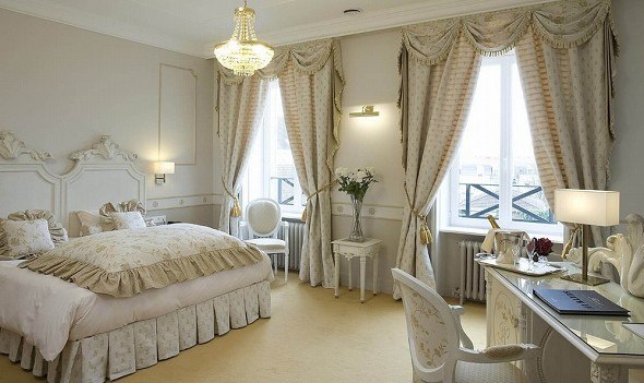 Mercure Moulins Center Hotel de Paris - Prestigesuite