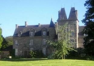 Castello Trébodennic - Castello per gli eventi a Finistere