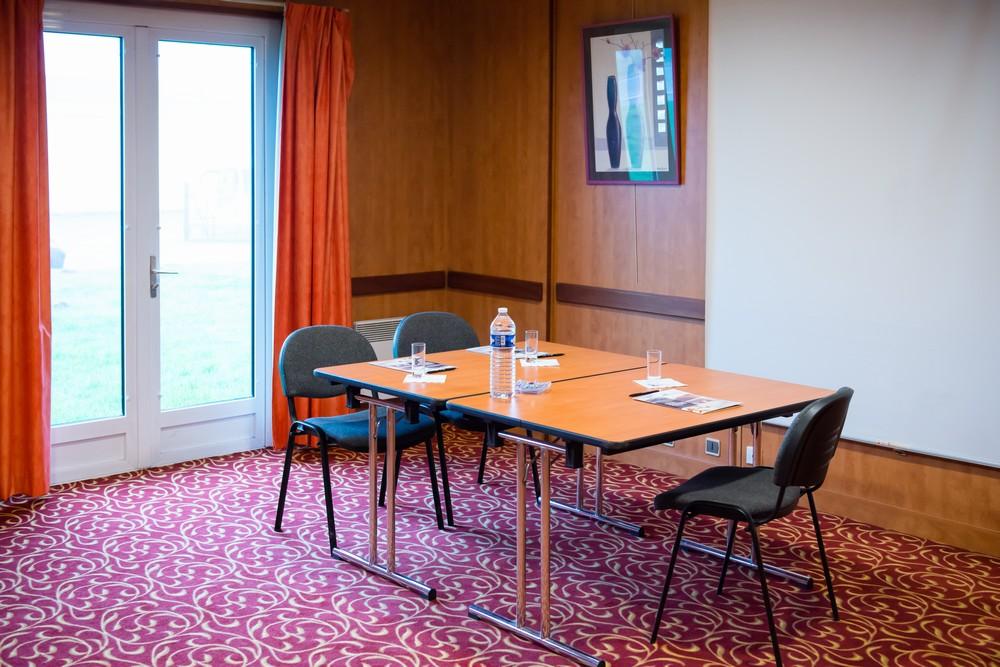 Brit Hotel Brest  Le Relecq Kerhuon   Salle S U00e9minaire