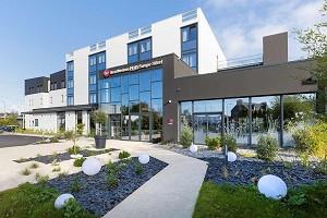 Best Western Europe Hotel Brest - Exterior