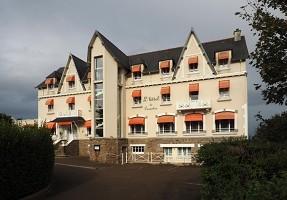 Carantec Hotel - Facciata