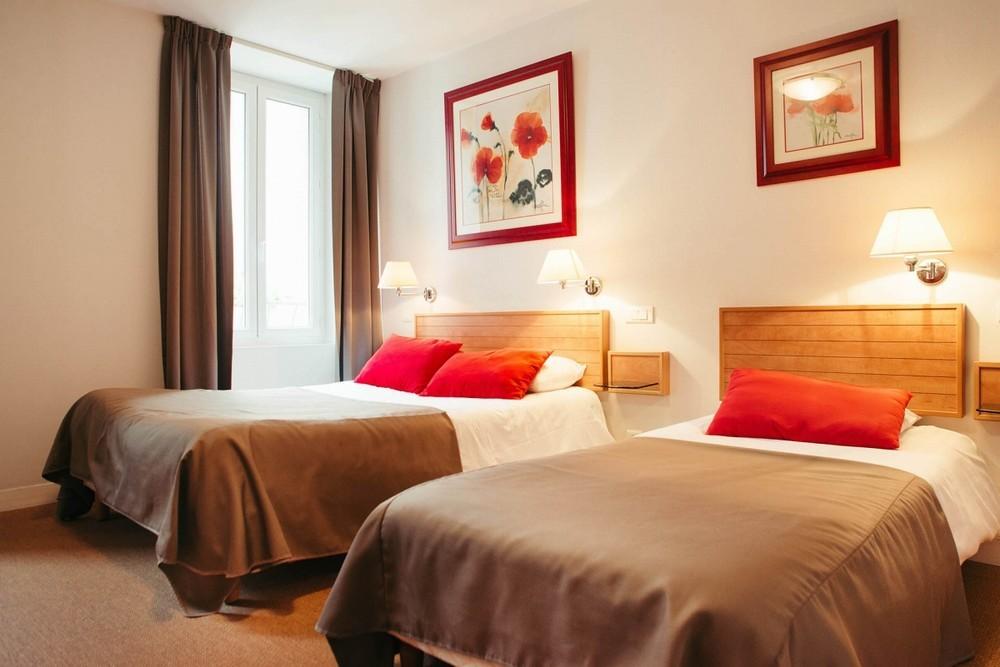 Saint-renan travelers - room